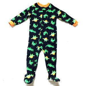 ♛5/$25♛ Carter's Dinosaur 1 Piece Footie Pajamas